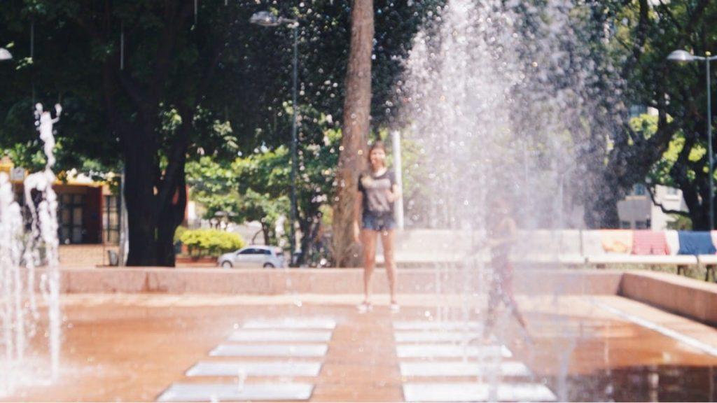 Praça Cívica, em Goiânia, tem alguns prédios em Art Déco