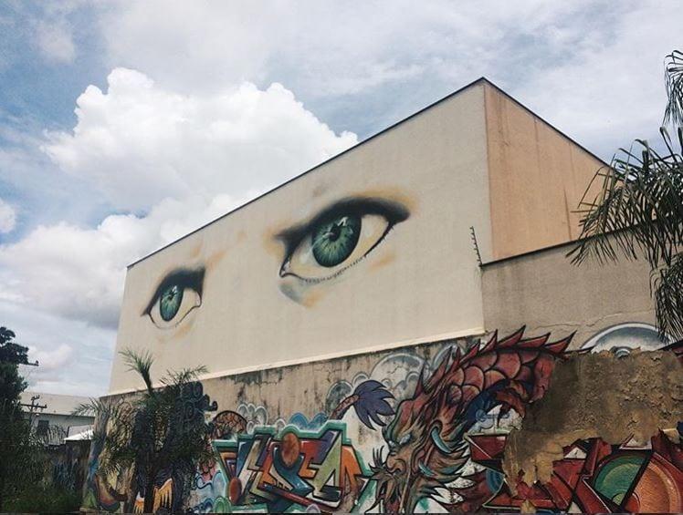 8 locais com grafites incríveis que você tem de conhecer em Goiânia