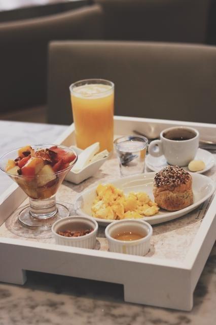 Café da Manhã da Richesse Confeitaria
