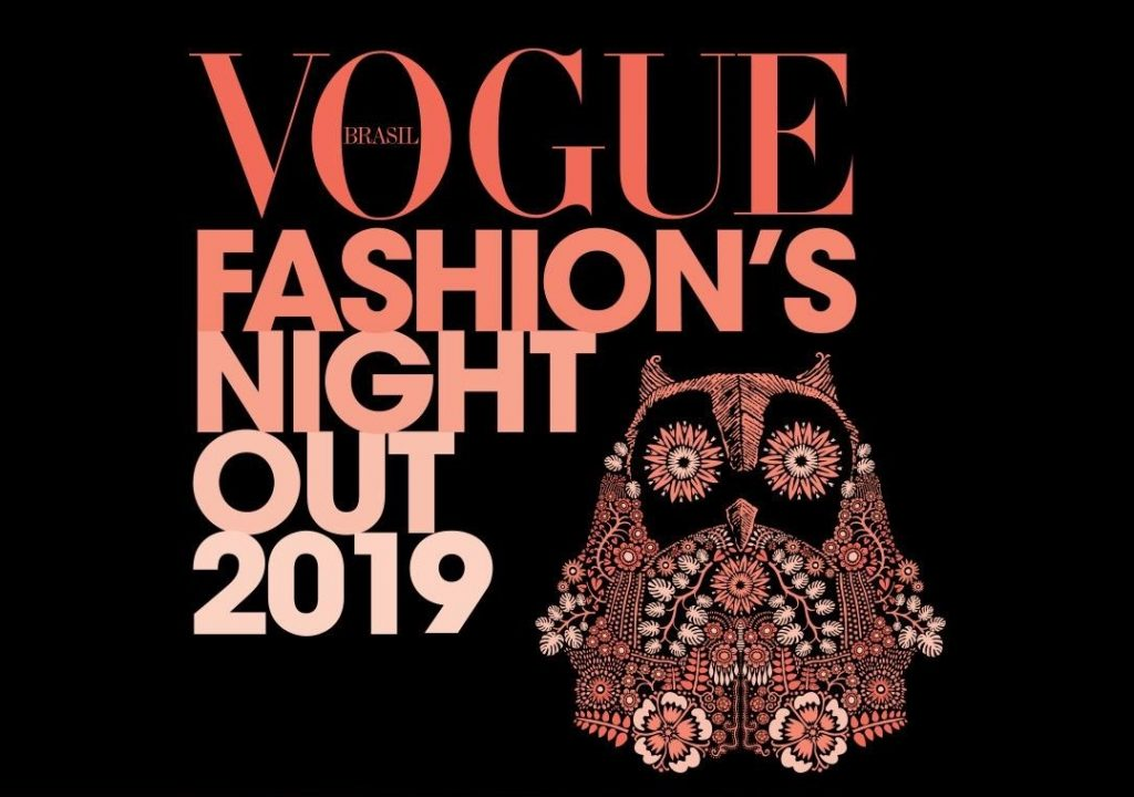 Vogue Fashion's Night Out acontece no dia 12 de setembro