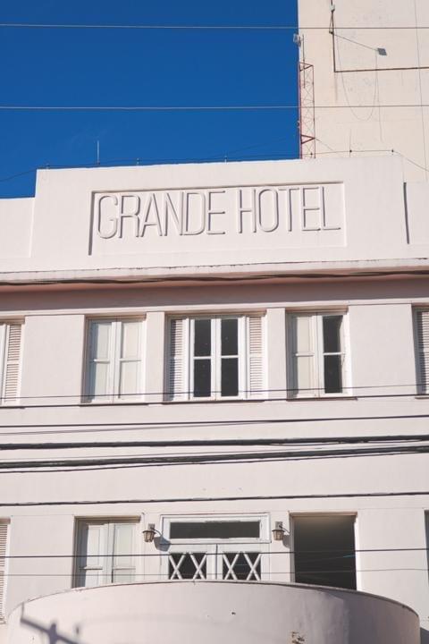 Grande Hotel, no Centro, em Goiânia