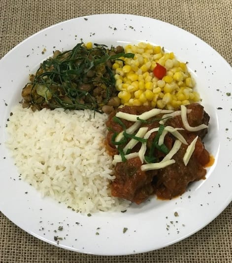 Jerivá é um dos restaurantes de comida goiana na capital