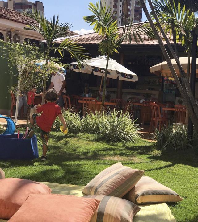 Restaurante Pitanga no Setor Marista em Goiânia é opção saudável com lugar para relaxar