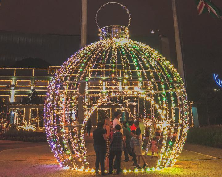 Decoração de Natal em Goiânia: um roteiro iluminado por toda cidade