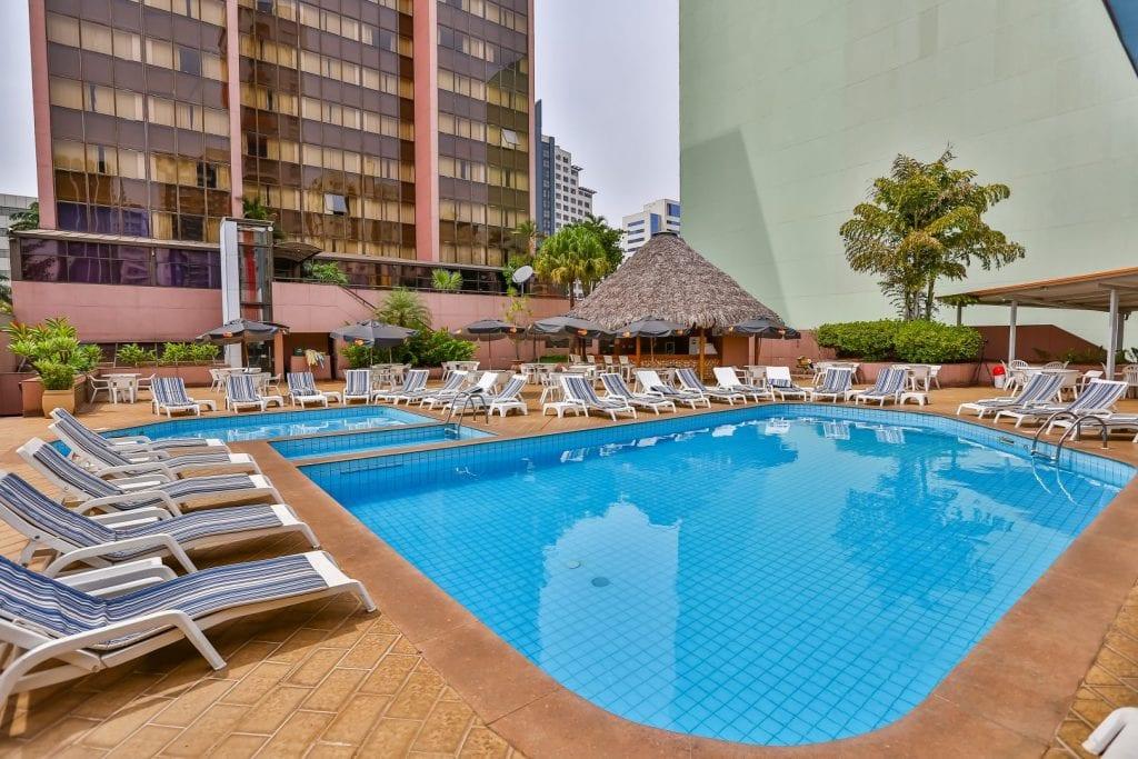 Réveillon 2020 em Goiânia no Castros Park hotel