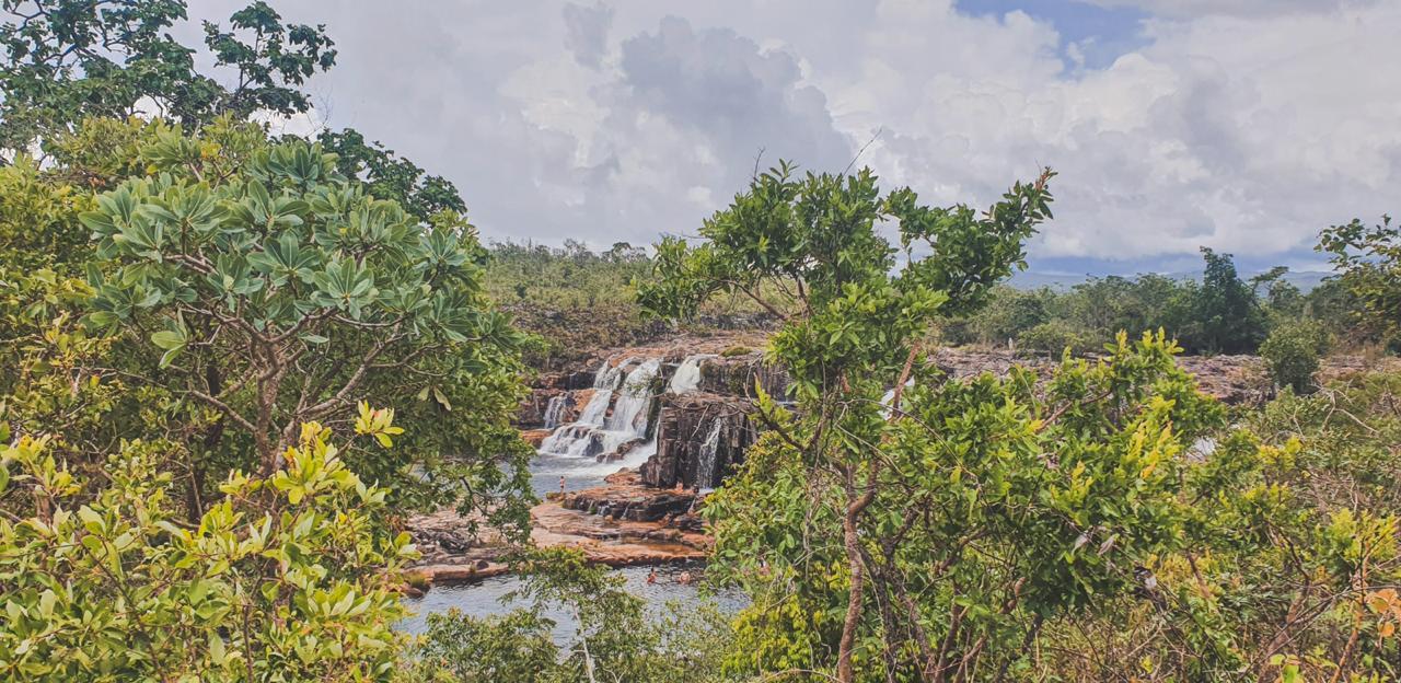 Catarata dos Couros: um lugar mágico na Chapada dos Veadeiros