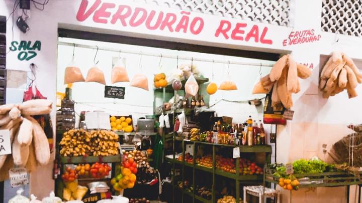 Mercado da Vila Nova foi construído pela iniciativa privada e tem recebido eventos