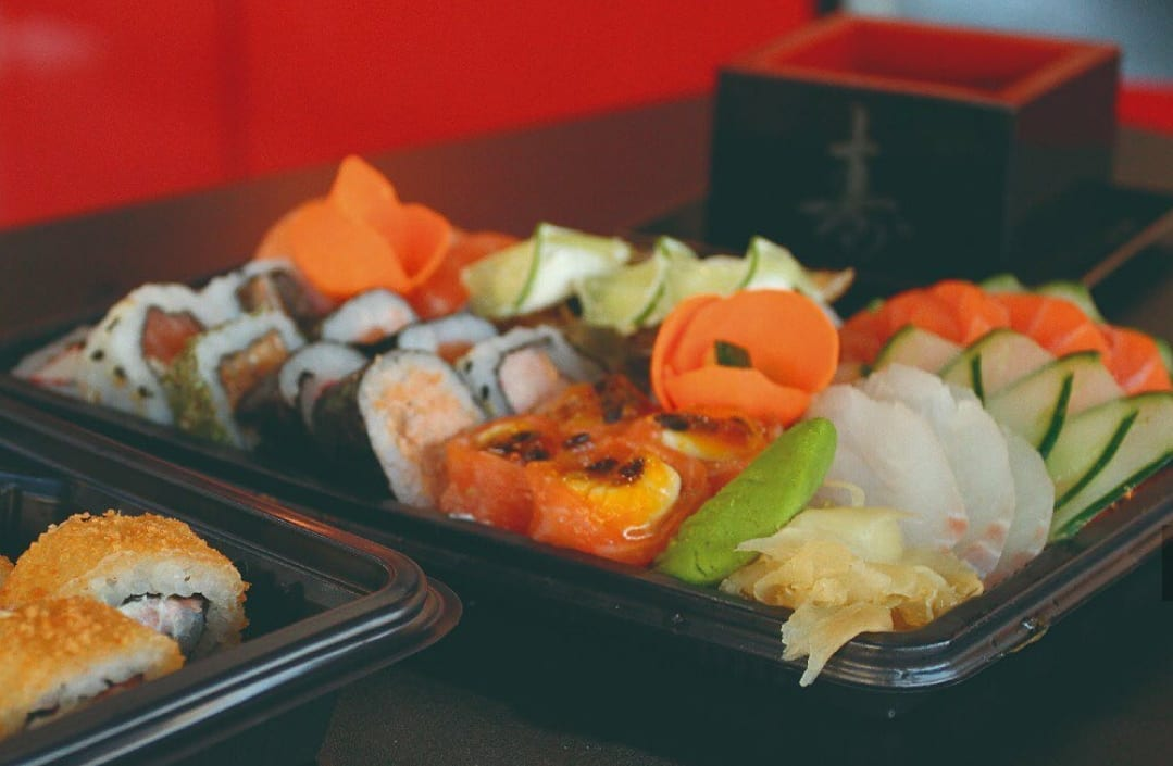 Deliverys em Goiânia de comida japonesa