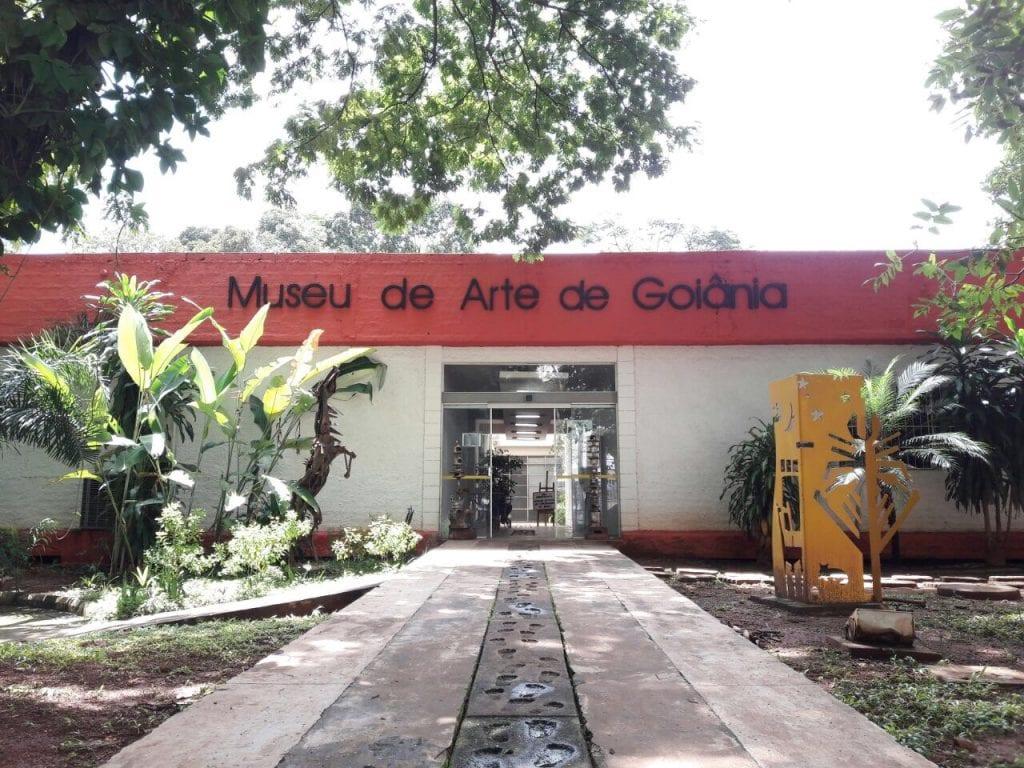 MAG é um dos museus da cidade de Goiânia