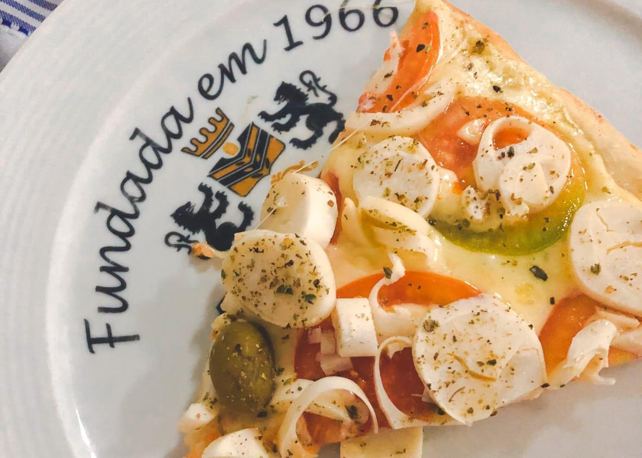Pizzeria Cento e Dez é uma das 11 pizzarias em Goiânia que você tem que experimentar