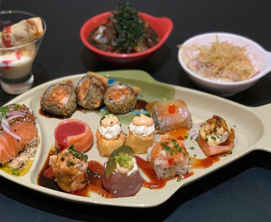 8 ótimos restaurantes de comida japonesa em Goiânia