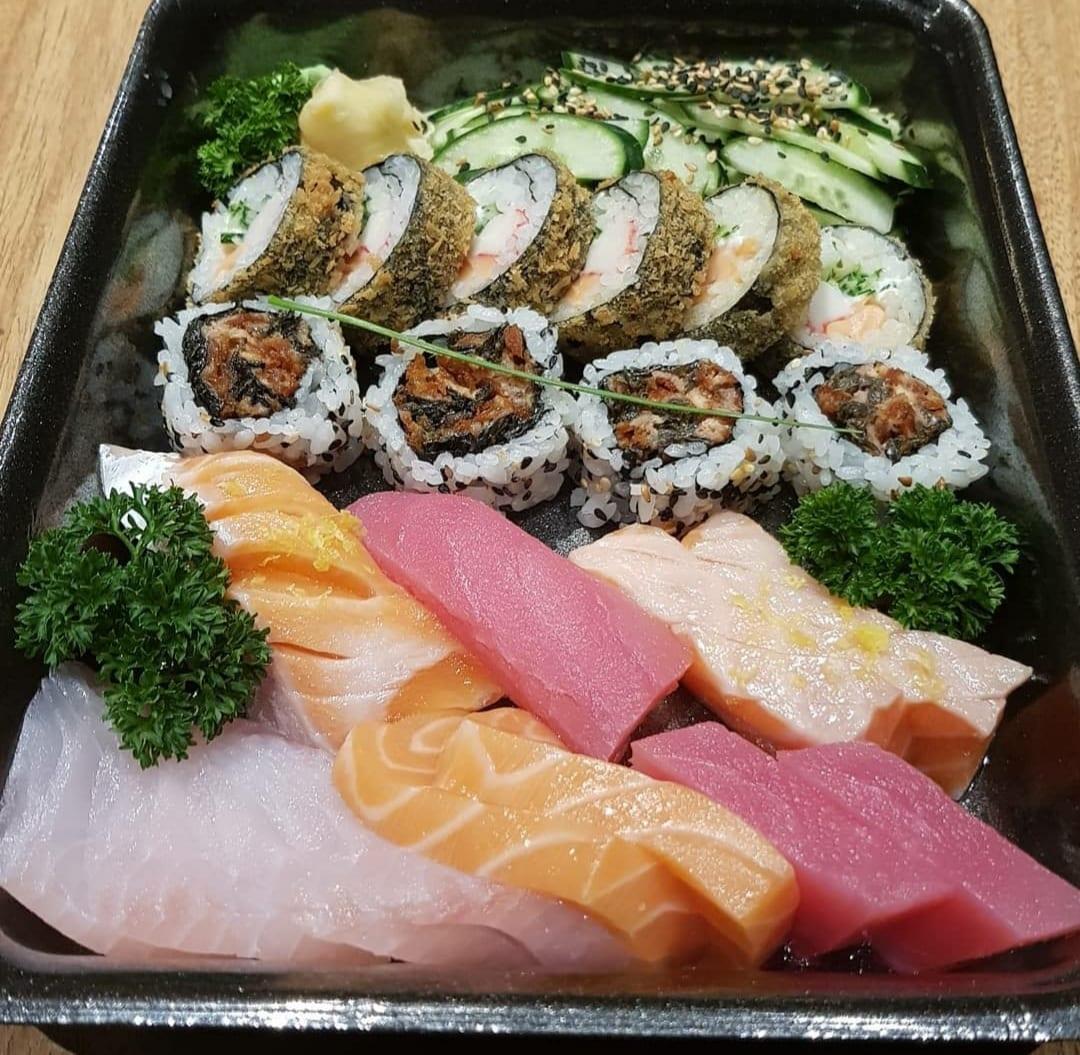 Kozu é um dos 8 ótimos restaurantes de comida japonesa em Goiânia
