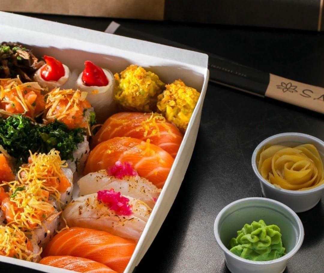 O Sapporo é um dos 8 ótimos restaurantes de comida japonesa em Goiânia