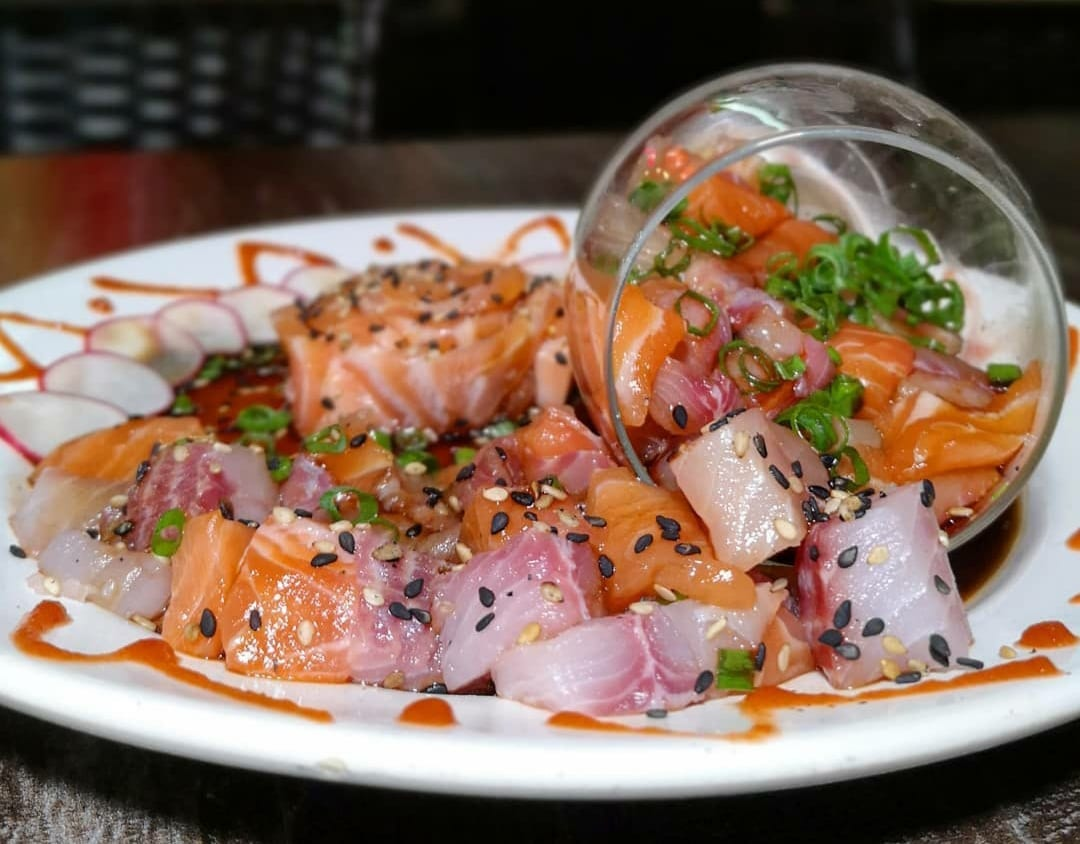 Kurama é um dos 8 ótimos restaurantes de comida japonesa em Goiânia