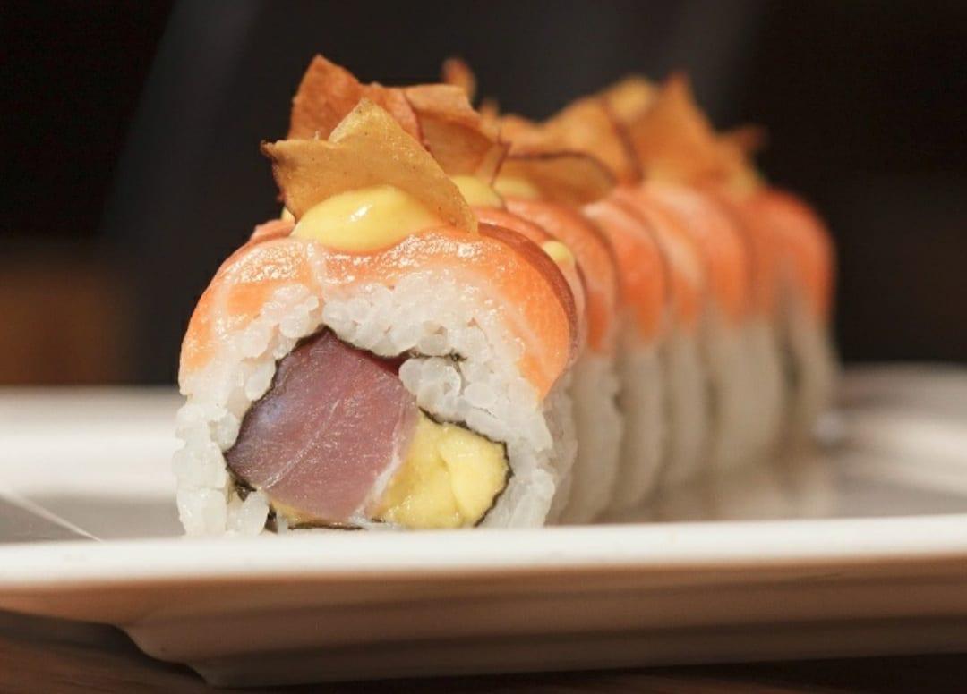 Kanpai Blue é um dos 8 ótimos restaurantes de comida japonesa em Goiânia