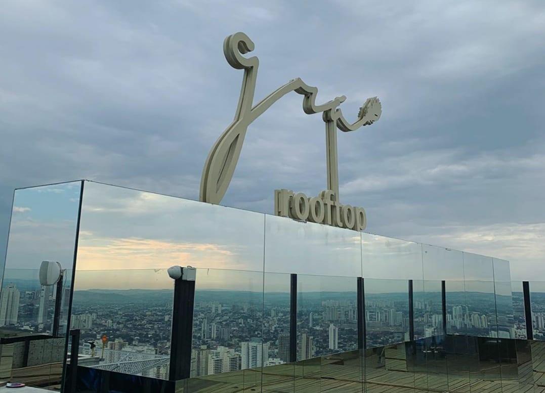 Grá Rooftop é um dos bares em Goiânia, de diferentes estilos, que você tem que conhecer