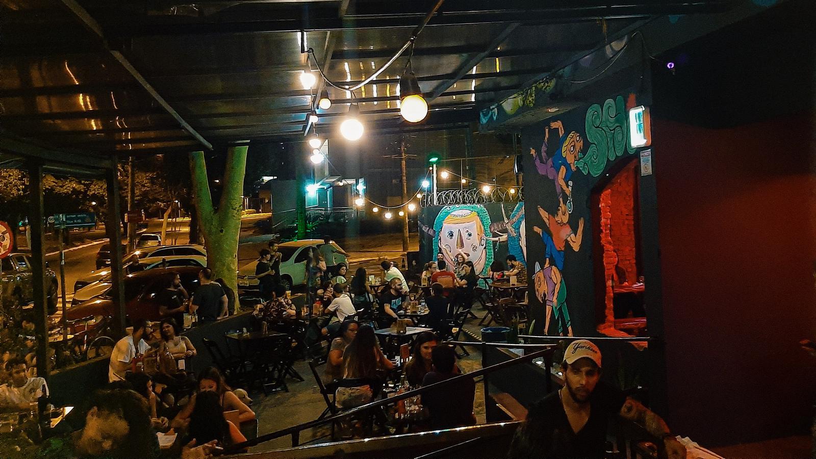 Shiva é dos 10 bares em Goiânia, de diferentes estilos, que você tem que conhecer