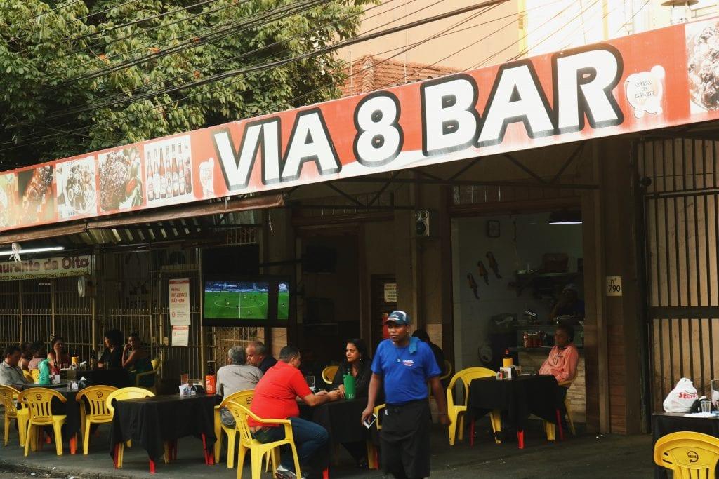 Bar da Cida, em Goiânia