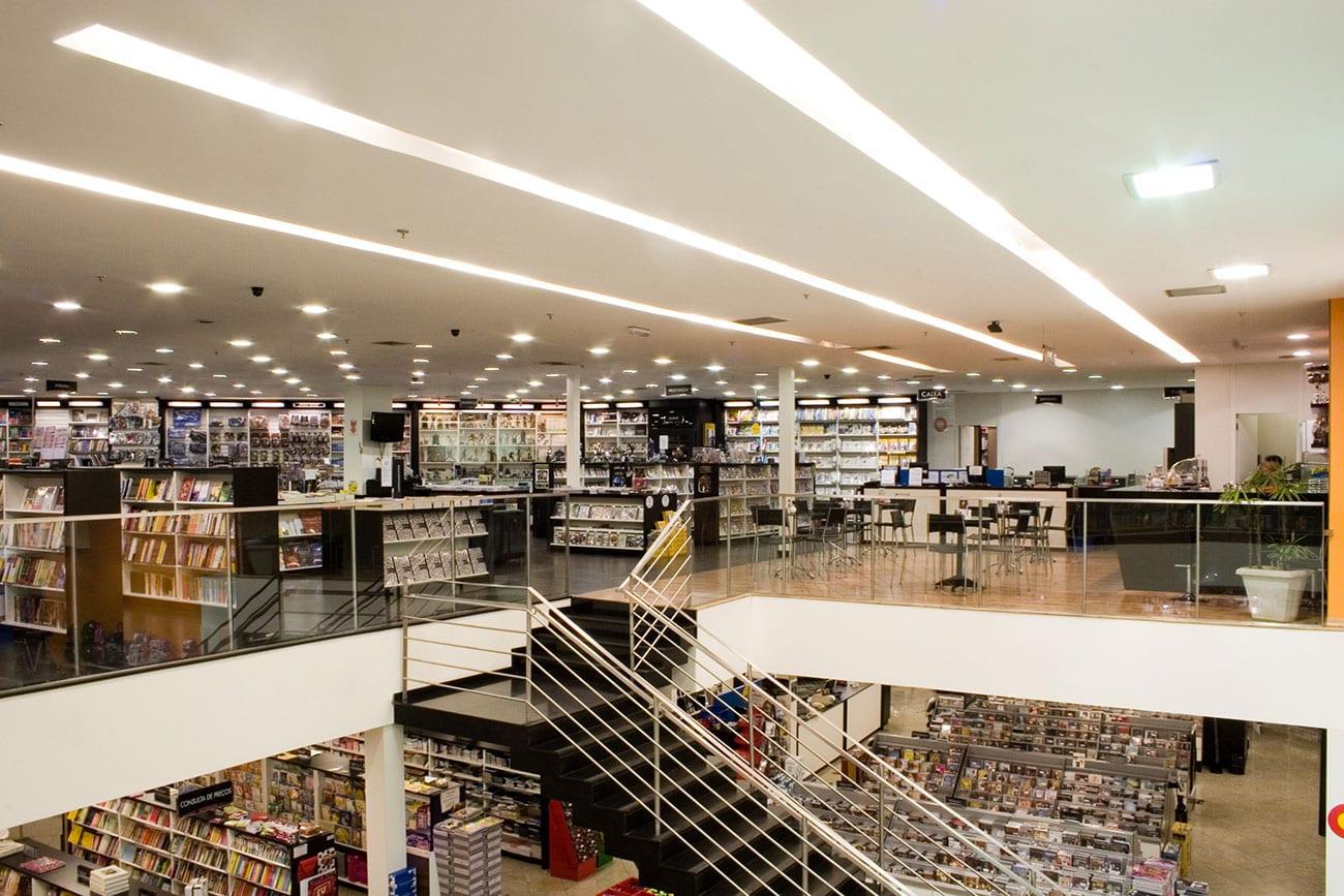 Livrarias em Goiânia: ótimos (e belos) locais para conhecer na cidade
