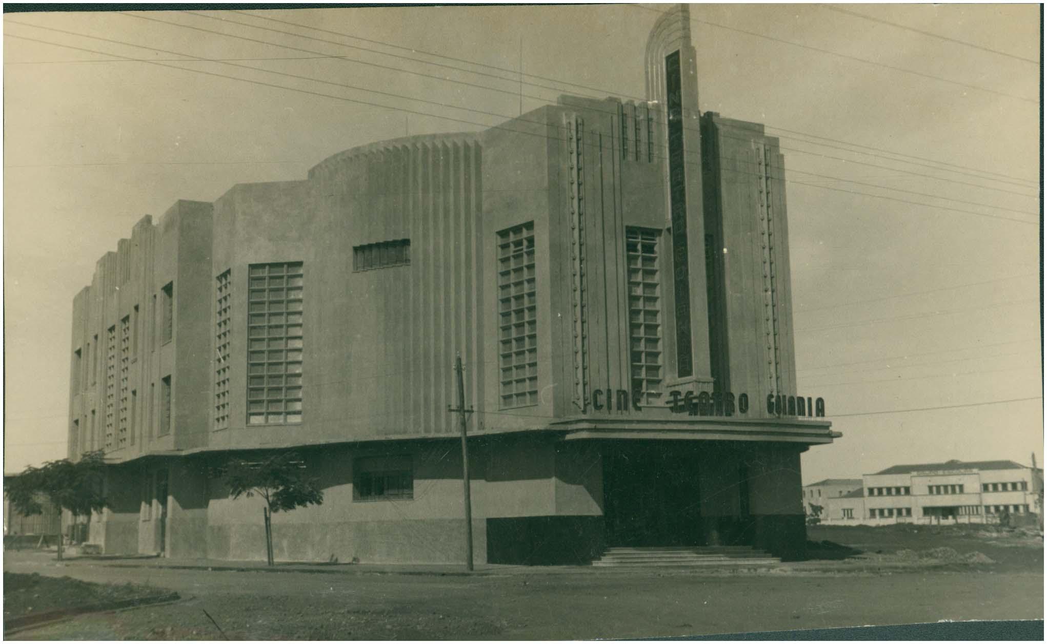 Teatro Goiânia: símbolo do Art Déco goianiense e da cultura de Goiás