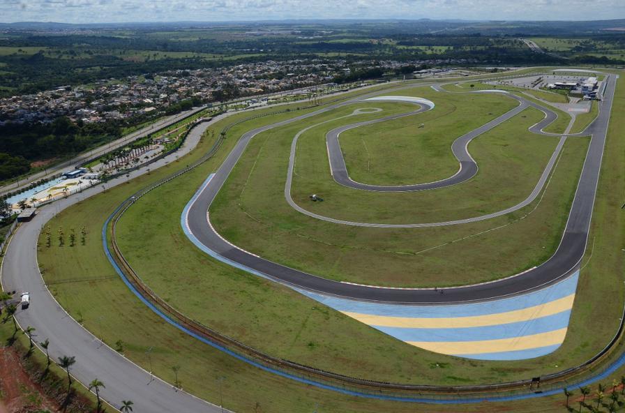 Autódromo é um dos 8 ótimos locais para andar de bicicleta em Goiânia