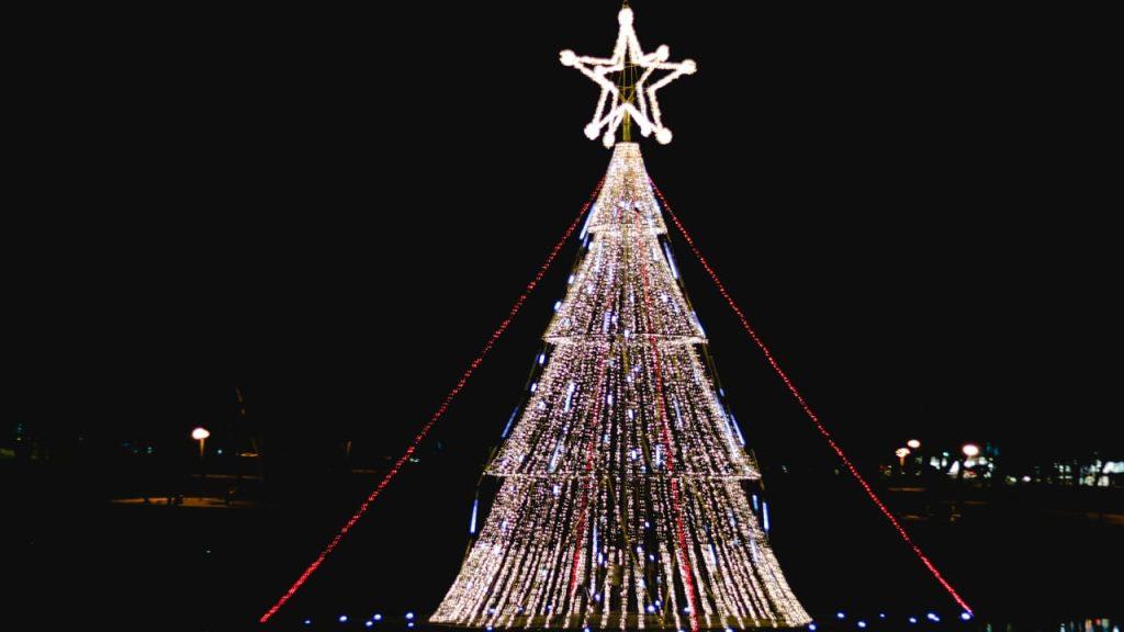 10 lugares com decoração de Natal para visitar em Goiânia