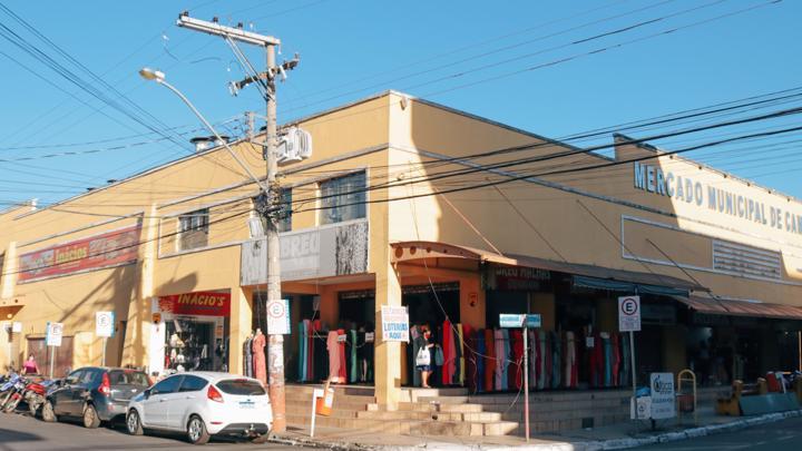 Mercado de Campinas