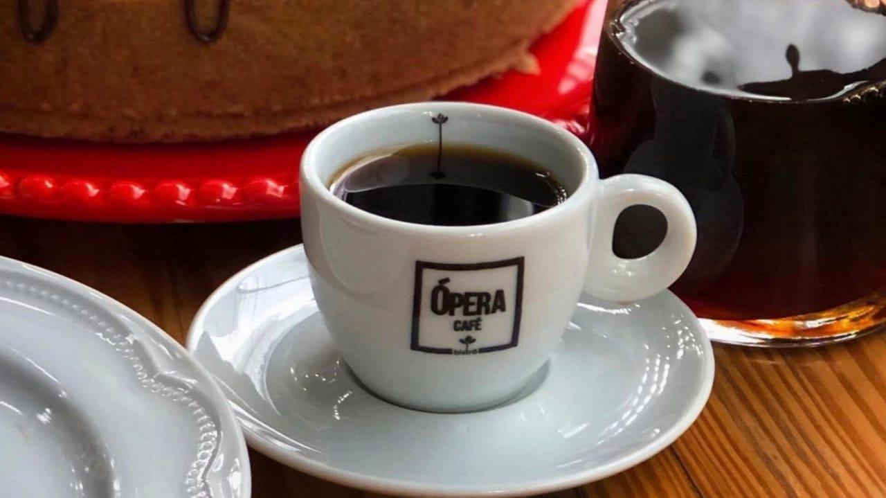 Ópera Café Bistrô, em Goiânia