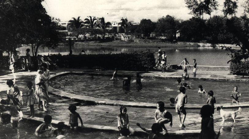 Lago das Rosas, o parque que faz parte da história de Goiânia
