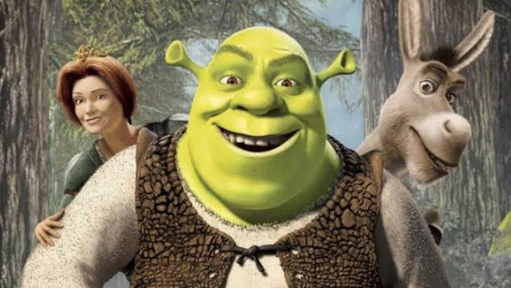 Exposição interativa do Shrek