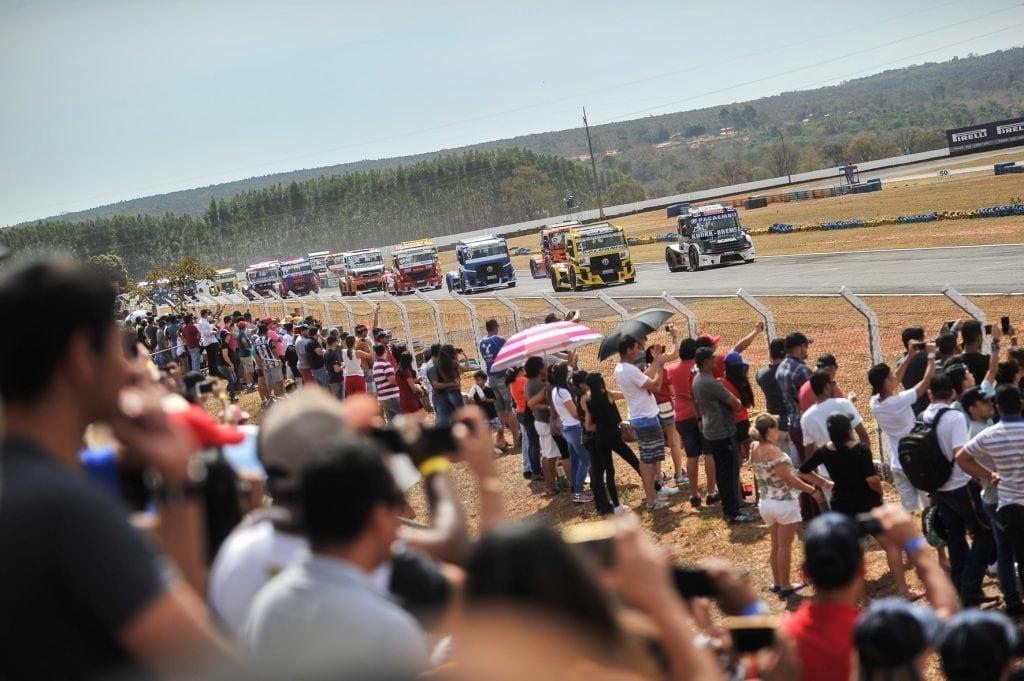 Etapa da Copa Truck em Goiânia tem início hoje
