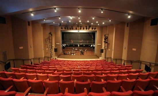 teatros em Goiânia