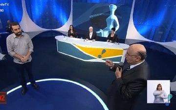 Veja o resumo do segundo debate dos candidatos à Presidência, na RedeTV