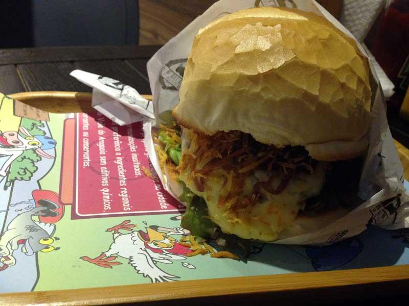 hamburguerias em Goiânia