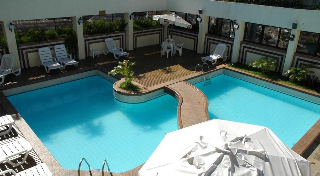 melhores hotéis em Goiânia