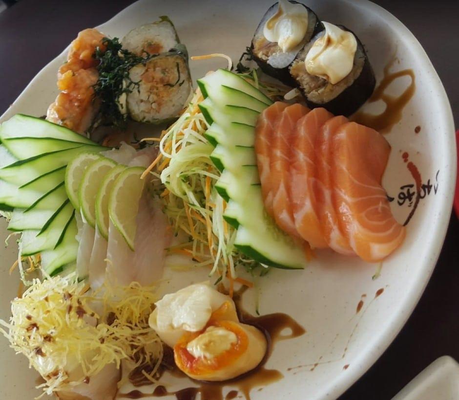 11 restaurantes para comer um delicioso sushi em Goiânia