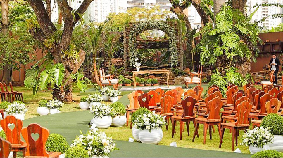 Espaços para eventos em Goiânia