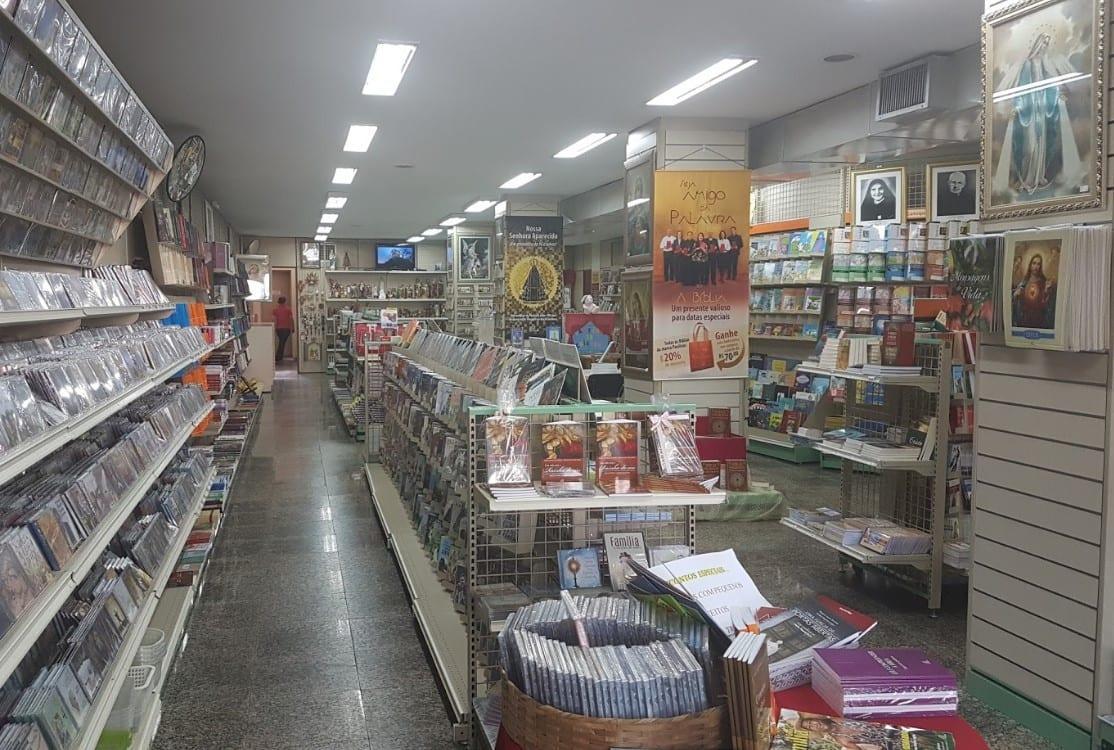 livrarias em goiania
