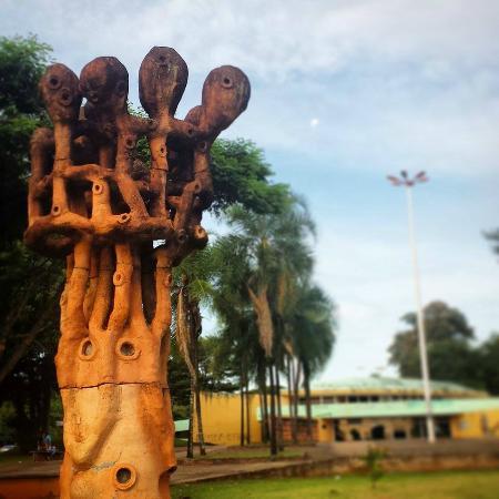 Praça Universitária em Goiânia