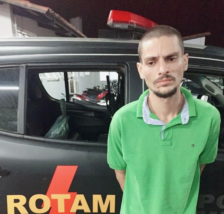 Rotam recebe denúncia de homícidio e prende quadrilha