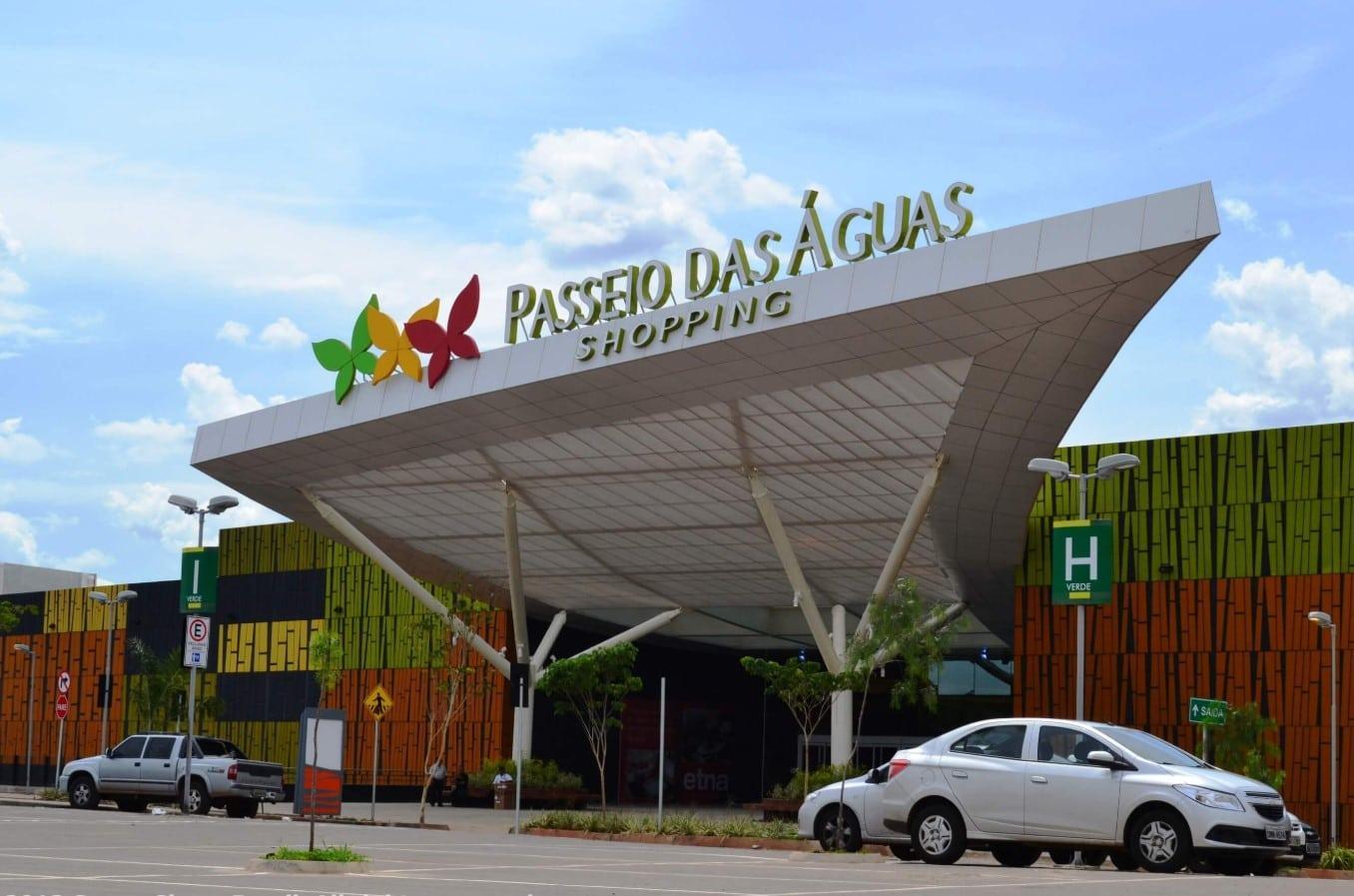 shoppings em Goiânia