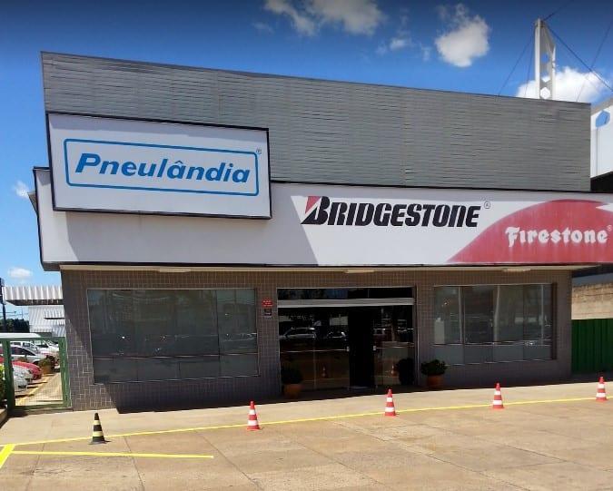 As x melhores lojas de pneus em Brasília