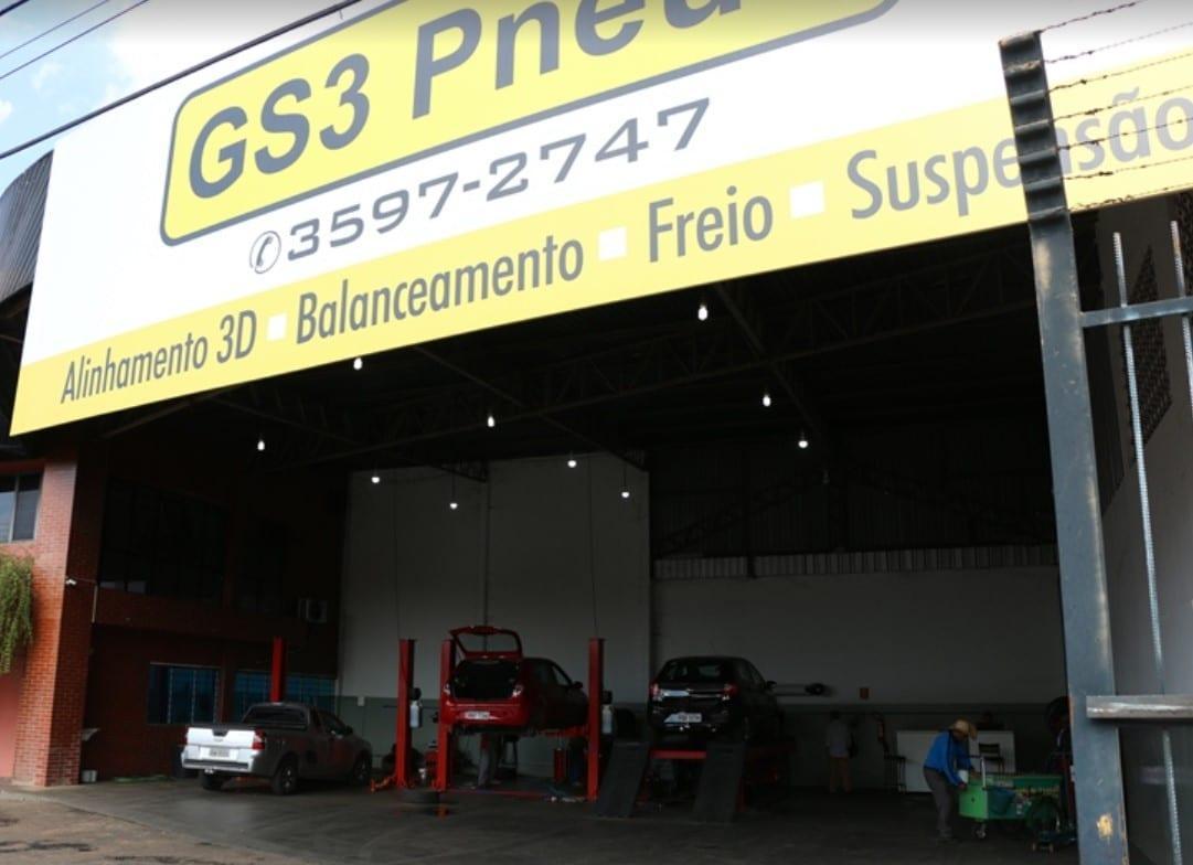 As x melhores lojas de pneus em Goiânia