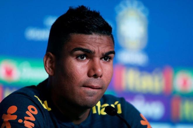 Casemiro é cortado da seleção brasileira - Dia Online 22c3717589a27