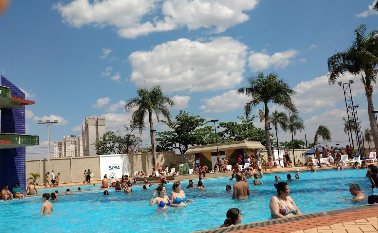 clubes em Goiânia