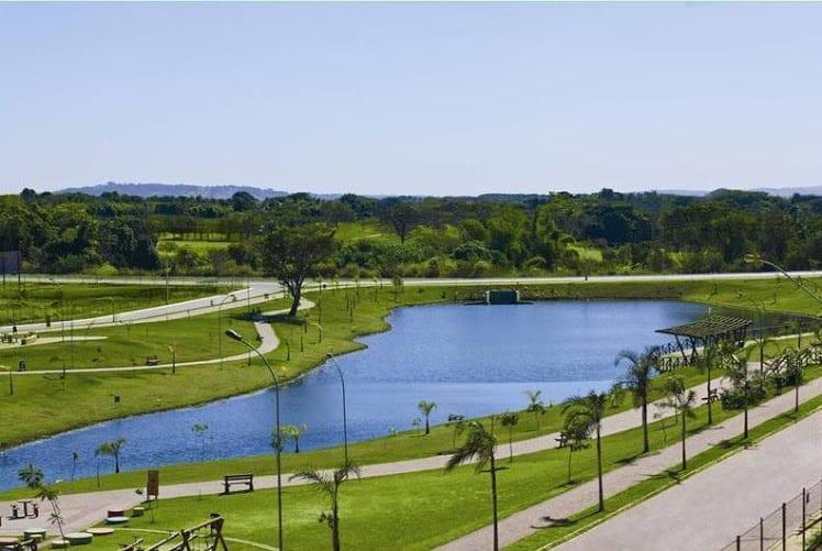 Em fase de revitalização, Parque Cascavel pode voltar a ser opção de lazer em Goiânia