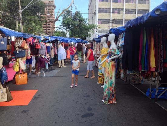 feiras livres em goiania