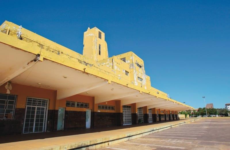 Obras da Antiga Estação Ferroviária de Goiânia devem ser entregues no início de 2019