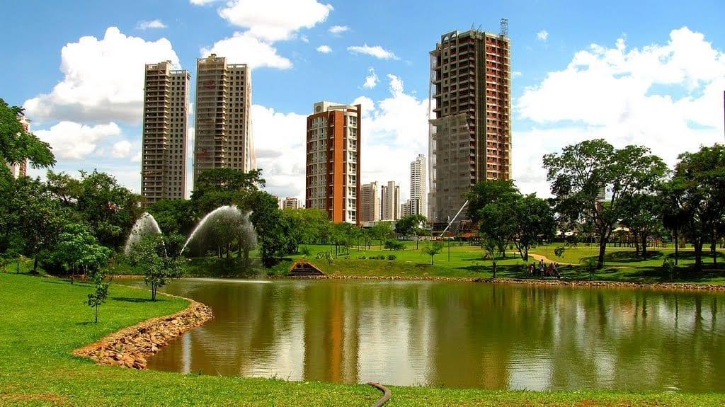 14 lugares para aproveitar o verão em Goiânia