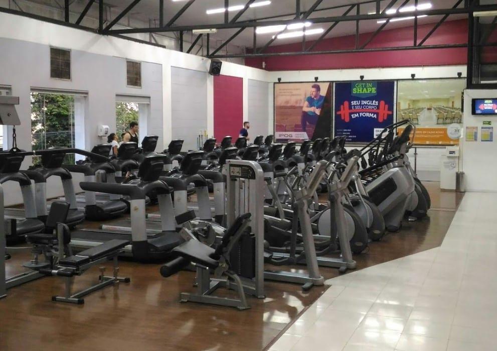 academia em Goiânia